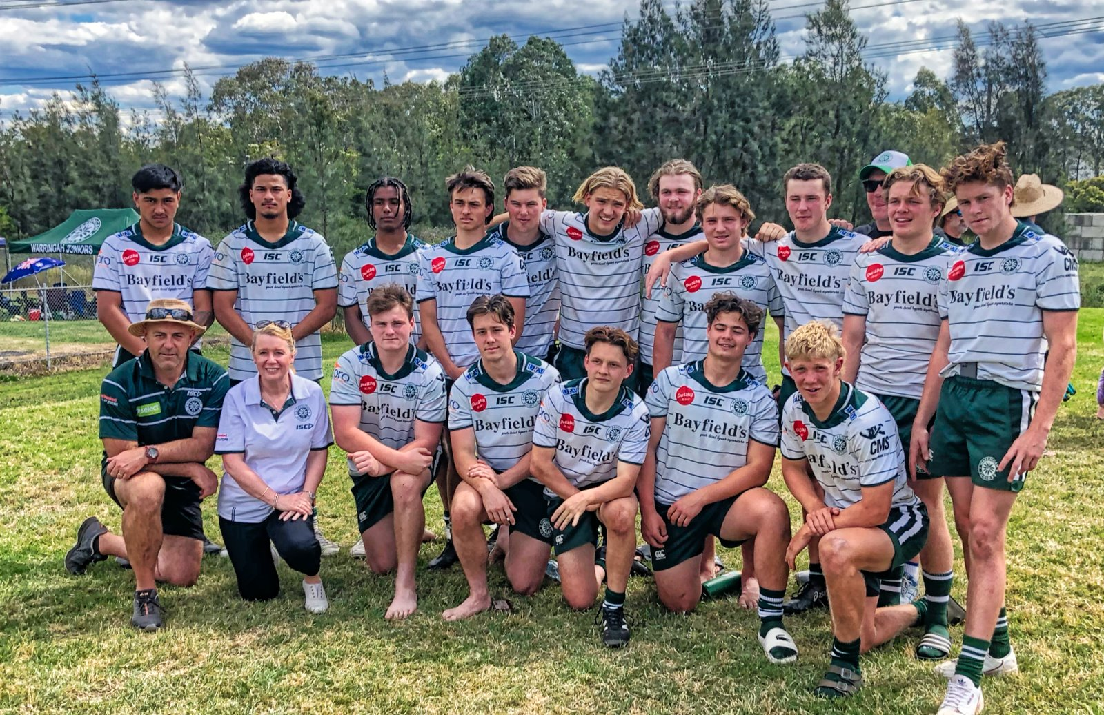 Congratulations to the 70 boys and girls that represented Warringah last weekend...