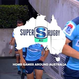 Super Rugby AU 2021 draw is confirmed
