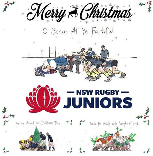 NSW Juniors would like to wish all our