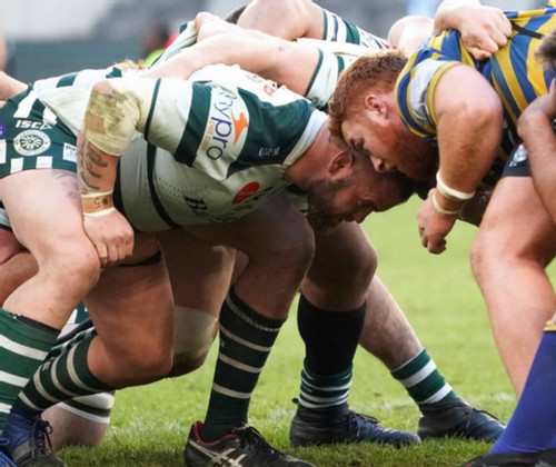 Front Row Academy | Scrum Strong