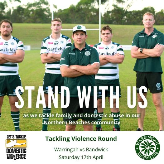 Tackling Violence Round