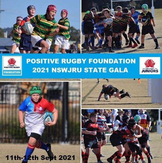 2021 Positive Rugby Foundation NSWJRU St