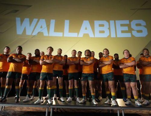 The Golden Thread. #Wallabies #AUSvFRA